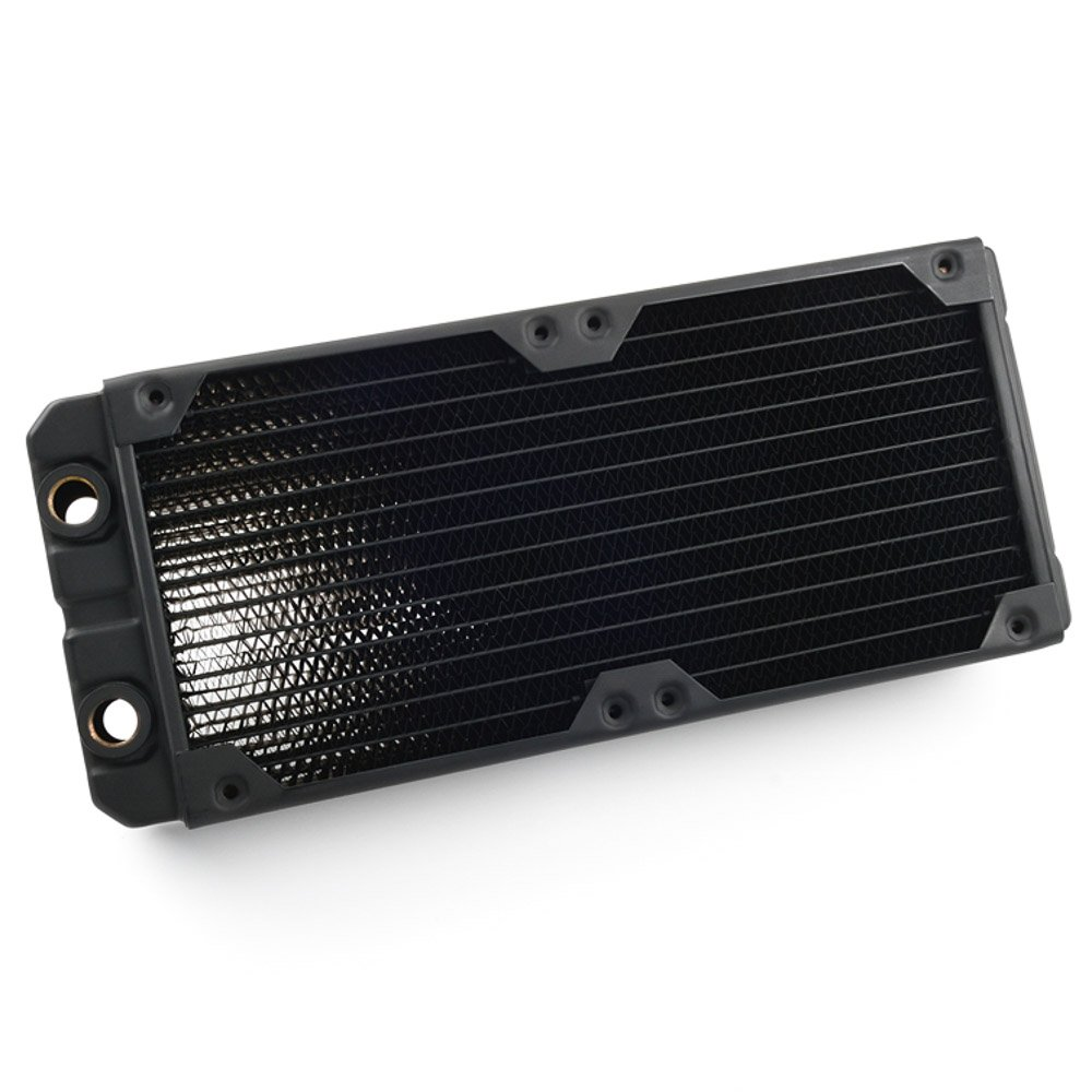 Bits Power Leviathan Xtreme 240 G 1/4 in x 4 Thread Radiator (BP-NLX240-F4PB) by Bits Power (Image #3)