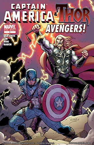 Captain America & Thor!: Avengers (Marvel Captain America Issue)