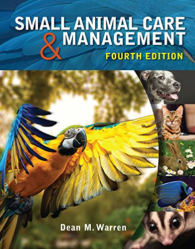 Small Animal Care and Management Pdf