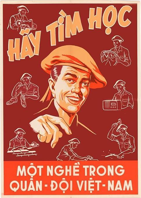 Diseño de Southern Vietnam anti-Propaganda Comunista y ...