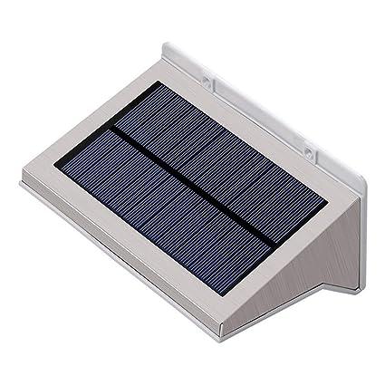 Amazon.com: ZUEN Outdoor Solar Wireless Motion Sensor Security Lights Waterproof Exterior Wireless Garden Wall Porch Lights for Home(21 LED): Sports & ...
