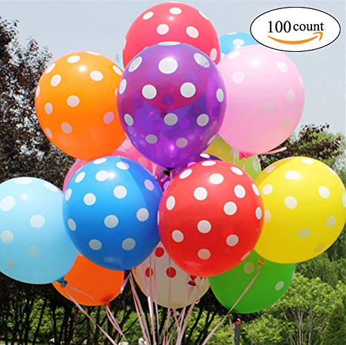 100-ct-10-Latex-Balloon-Helium-Balloons-for-Wedding-Birthday-Party-Festival-Christmas-Decorations