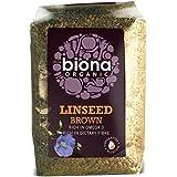 BIONA Bio-Leinsamen Brown 500g