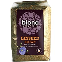 Biona Organic Linseed Brown - A rich source