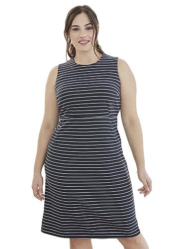 Jessica London Women's Plus Size Ponte Sheath Dress