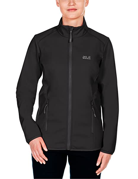 Amazon.com: Jack Wolfskin Womens Essential Altis Jacket ...