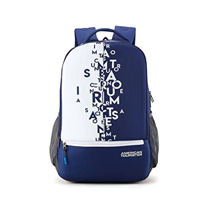 6995299adf2277 American Tourister 32 Ltrs Blue Casual Backpack (AMT Fizz SCH Bag 02 -  Blue): Amazon.in: Bags, Wallets & Luggage