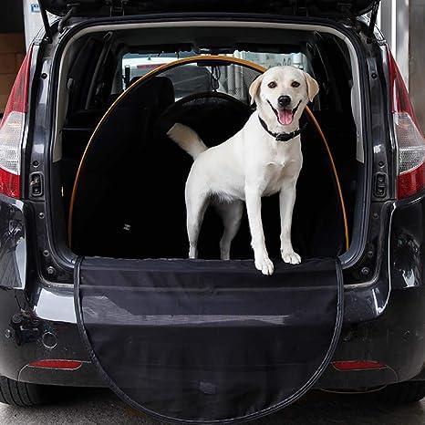 alfombra de asiento de coche para mascotas Jaula perro mascota ...
