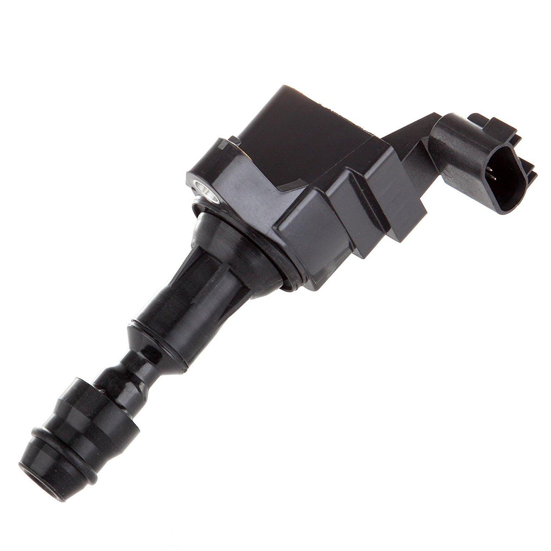SCITOO Ignition Coils Compatible with C1552 UF491 Fits for Chevrolet GMC Pontiac Saturn Saab Cobalt Equinox Malibu HHR G5 G6 Aura Vue