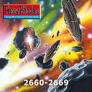 Perry Rhodan: Sammelband 27 (Perry Rhodan 2660-2669) Hörbuch