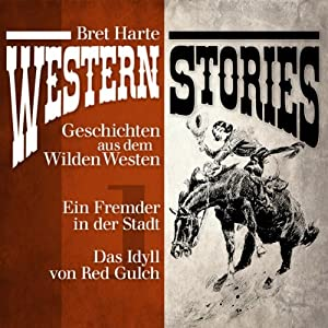 Western Stories 1 Hörbuch