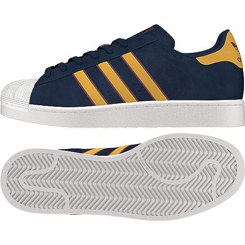 scarpe adidas superstar bambino blu