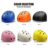 KUYOU Kid's Skateboarding Helmet,Ultimate