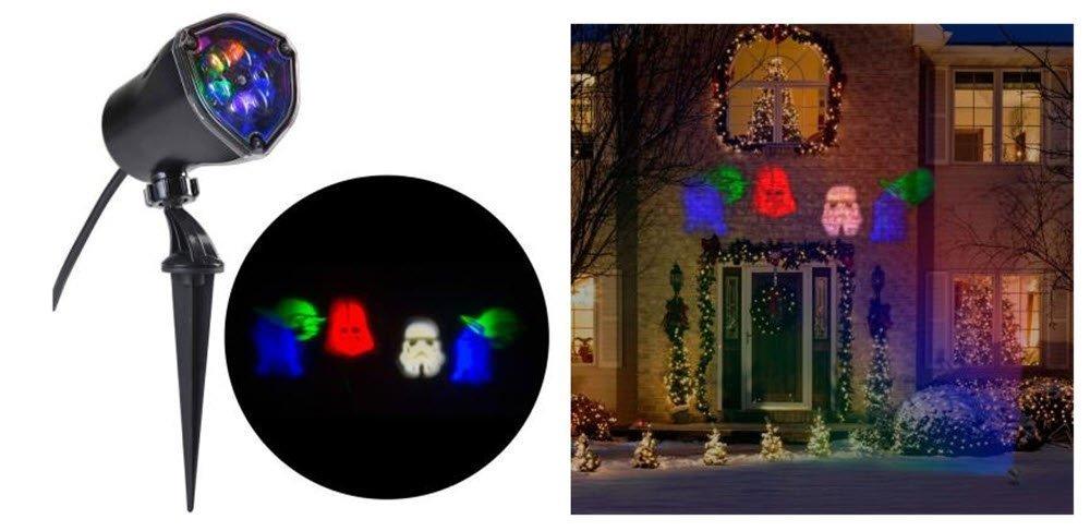 whirl motion Proyector de luz LED Multicolor con diseño de Yoda de ...