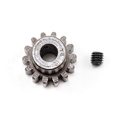 Robinson Racing Products 1214 X Hard Pinion 14, 5mm (1.0 Mod): Toys & Games