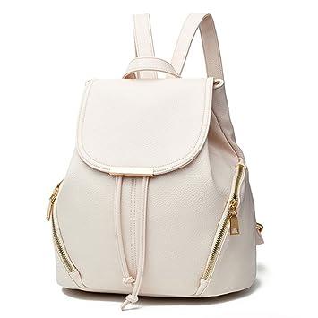 3687702026b Amazon.com: Aiseyi Women Backpack Purse Fashion Leather Large Travel ...