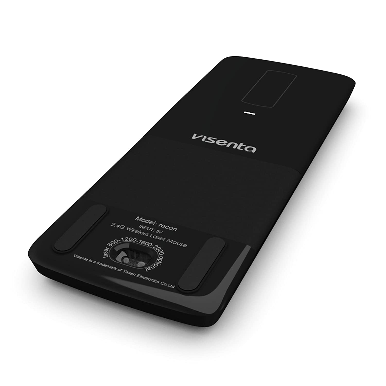 e03f158df01 Visenta® Recon 2.4GHz Foldable Wireless Mouse Arc Touch: Amazon.co.uk:  Electronics