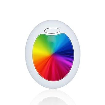 Steckdosenlicht als Orientierungslicht und Stimmungslicht BonAura Nachtlicht LED Farbwechsel Steckdose Steckdosenlampe in Ihrer Lieblingsfarbe zum Schlafen
