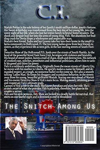 C.I.: The Snitch Among Us: Amazon.es: Brown, Ron: Libros en ...