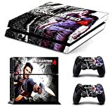 MightyStickers® PS4 Wrap Skin Game Console + 2 Controller Decal Vinyl Protective Covers Stickers Sony PlayStation 4 Action Adventure Uncharted 4 A Thief's End #9