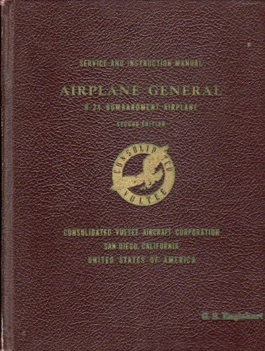 - SERVICE ANS TRAINING MANUAL POWER PLANT AIRPLANE GENERAL  B-24D AIRPLANE