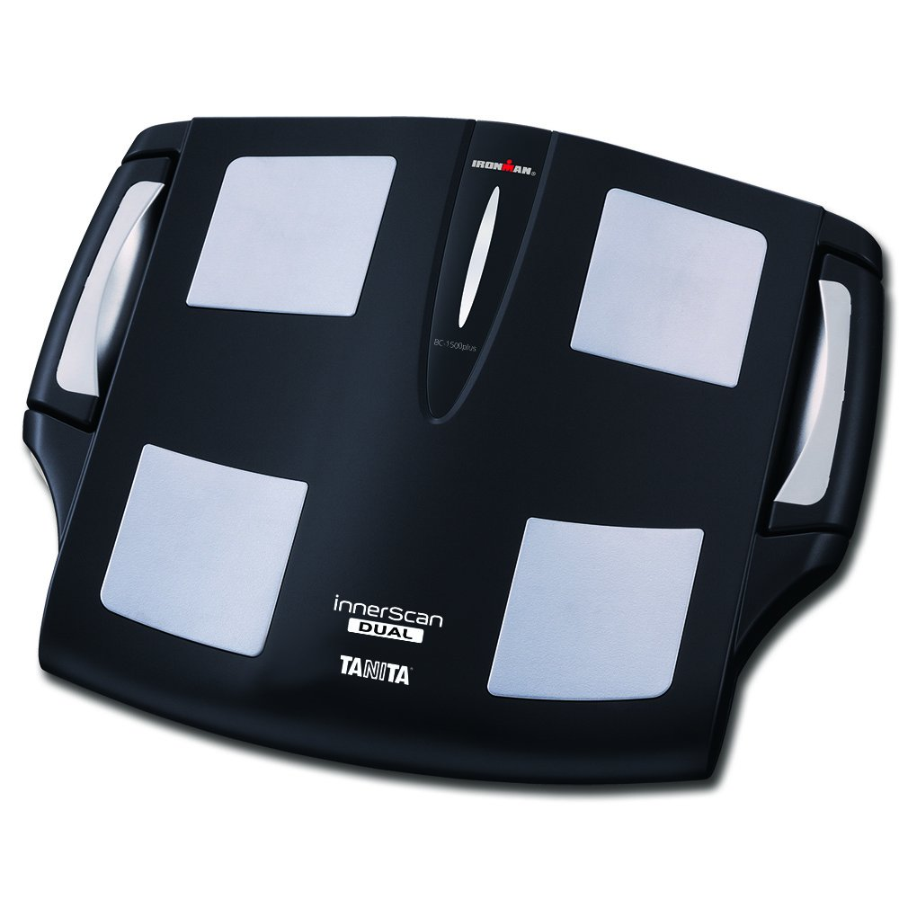 Tanita BC-1500 plus Ironman Multi Frequency, Heart Rate Radio Wireless Segmental Body Composition Monitor