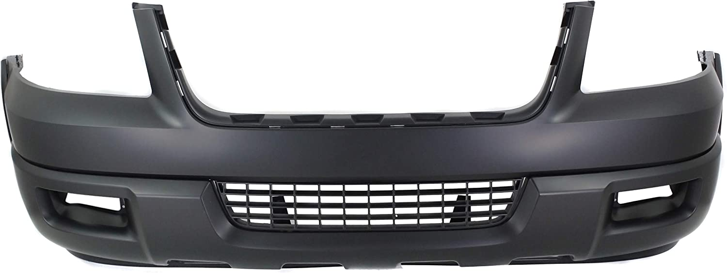 Bumper Cover For 2004-2006 Ford Expedition Eddie Bauer Limited XLT Sport Front