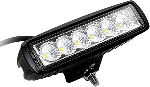 Leetop 4x18w Autoscheinwerfer Led Scheinwerfer Arbeitsscheinwerfer Offroad Zusatzscheinwerfer Auto Drl Working Lamp Spotlight Headlamp Black Die Cast Aluminium Ip67 Beleuchtung