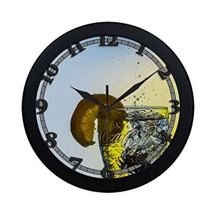 Amazon.com: drip uswcjul208 New Wall Clock Decorative Decor Home ...