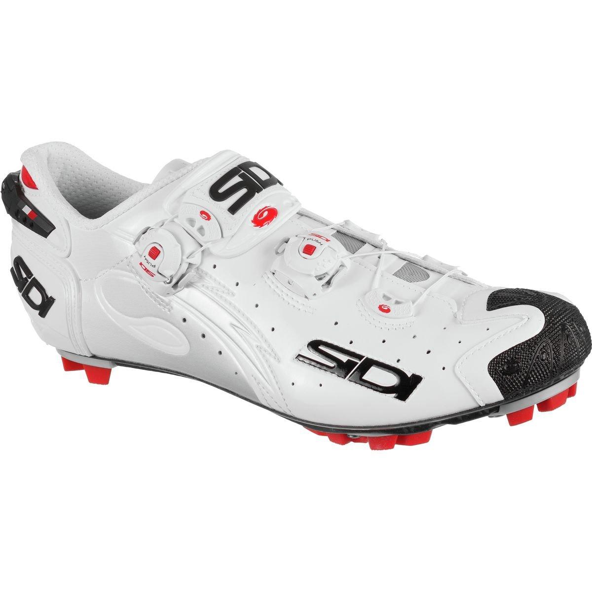 Sidi MTB Schuh Drako Carbon SRS Weiß-Weiß Weiß-Weiß Weiß-Weiß 2cd1e1