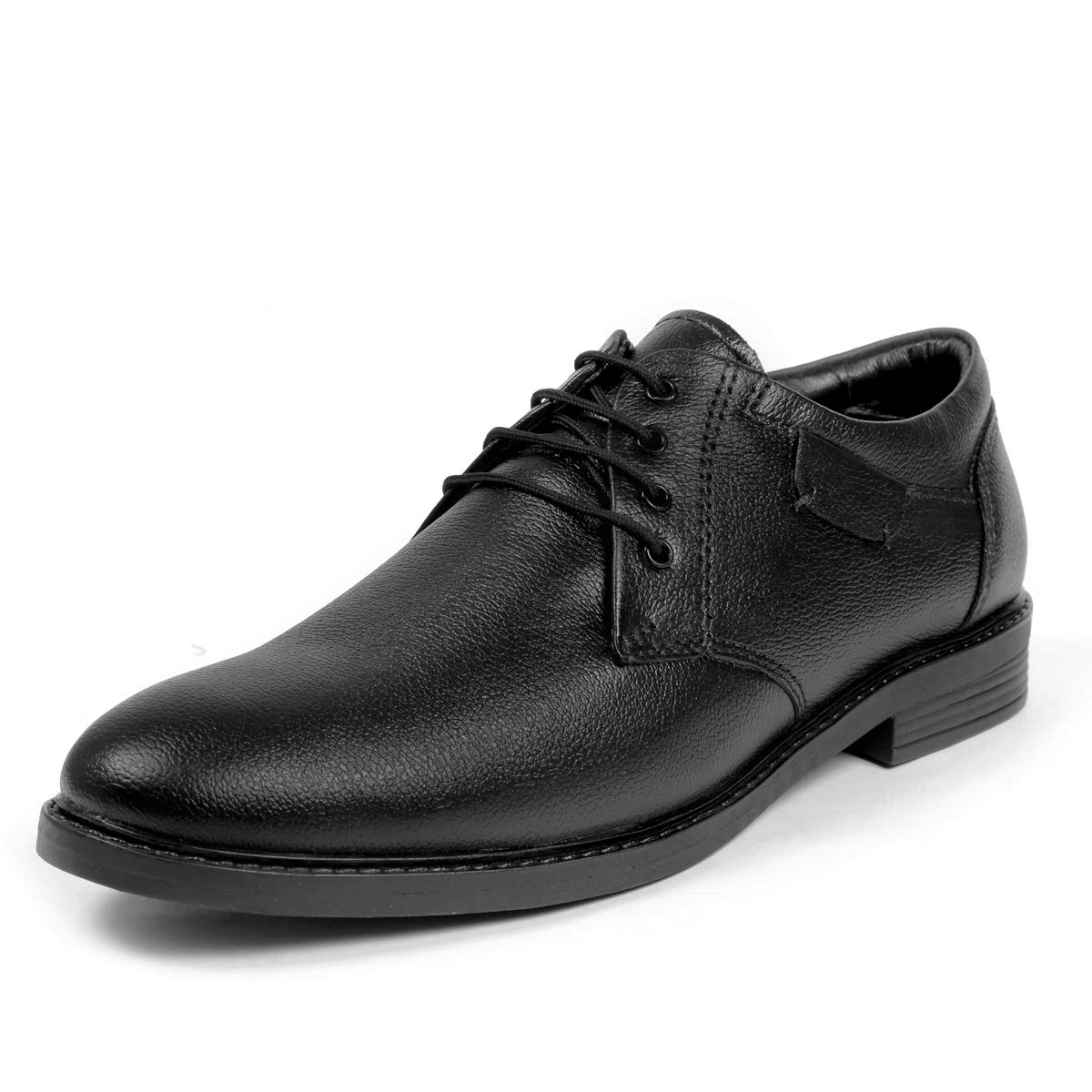 Men's Leather Dress Shoes Slip-on Plain