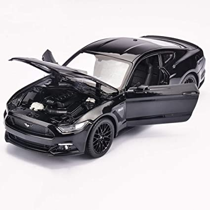 Coches Juguetes Mustang Vehículos Original Ford Hurong168 Gt dBhtsrCQxo