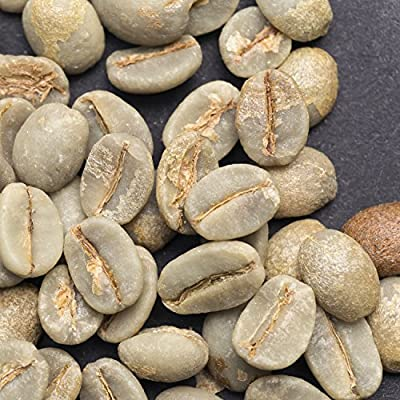 2lb Green Unroasted Coffee Brazil Catucai Yellow - From our family farm