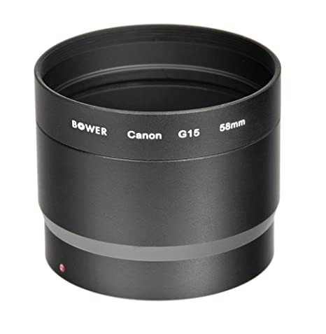Review Bower A58G15C 58 mm