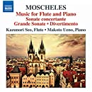 Ignaz Moscheles: Music for Flute & Piano