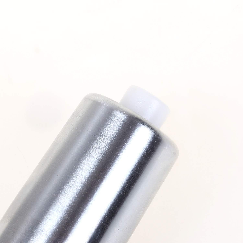 8,6 // 220mm Chrome Molla a Gas Lift Computer Sedia da Ufficio Dritto Elevazione a Gas Gas Cilindro TUKA Pistone a Gas di Ricambio per Sedia da Ufficio 280mm-420mm Lunghezza Totale TKD5202-140