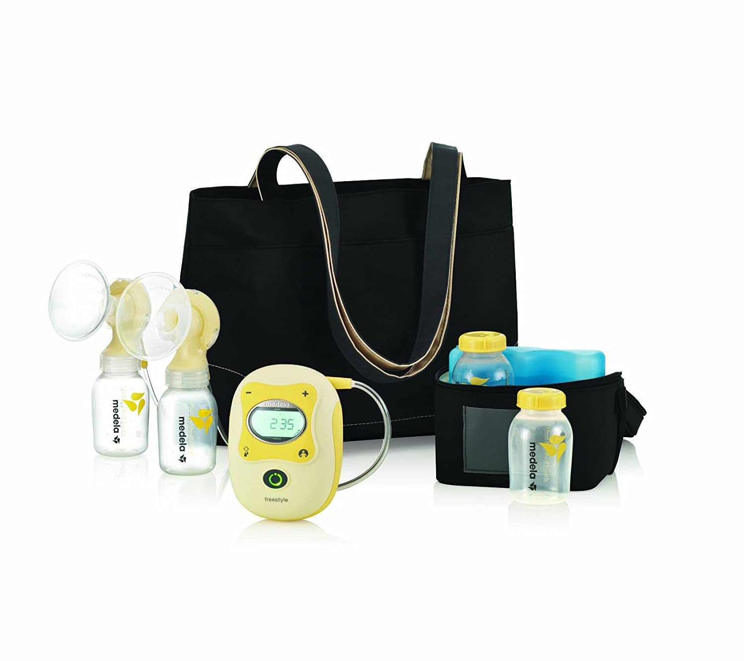 $250 (was $449.97) Medela Freestyle Double Electric Breast Pump