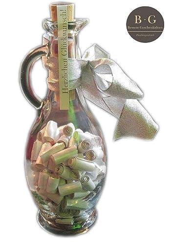 Geldgeschenke Kreativ Und Originell Verpacken Große Flasche Mit
