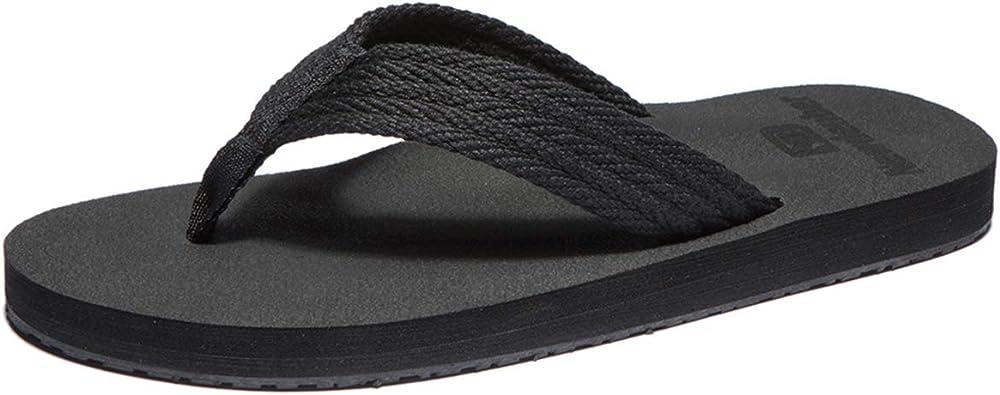 Chaussures de Plage /& Piscine /ét/é Hommes Femmes Flip Flops Plates Antid/érapant Pantoufles Sandales