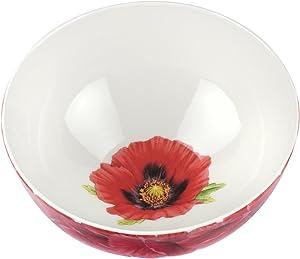Portmeirion Botanic Blooms Poppy Serving Bowl