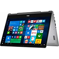 2018 Premium Flagship Dell Inspiron 13 7000 13.3 inch FHD Touchscreen (Intel Core i7-8550U, 1.8GHz up to 4 GHZ, MaxxAudio, Backlit Keyboard, Bluetooth, WiFi, HDMI, Windows 10) Choose Your RAM and SSD