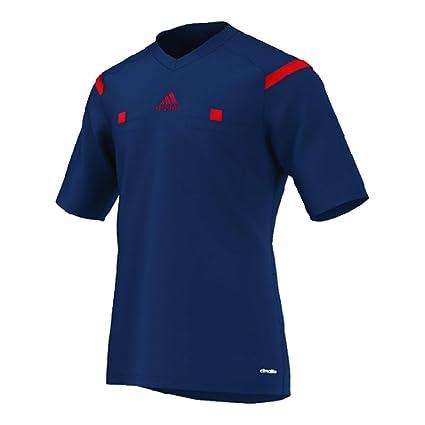 f5d20cb1f Amazon.com : adidas Referee Shirt Referee 14 (Navy) : Sports & Outdoors