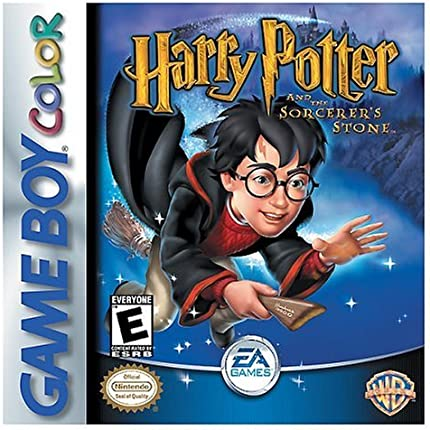 Amazon Com Harry Potter And The Sorcerer S Stone Nintendo Gameboy