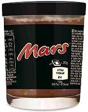 Barattolo di CREMA SPALMABILE MARS,al CARAMELLO e CIOCCOLATO al latte,200 gr Chocolate Spread