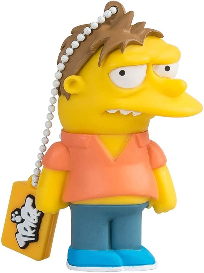 USB Flash Drive The Simpsons Bart Lisa Marge Maggie Homer Cute 32G memory stick