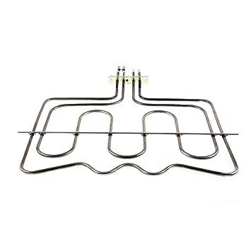 Elemento de calefacción de la parrilla del horno de ...