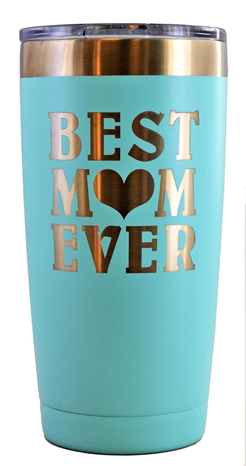 Best Mom Ever - Stainless Steel Tumbler - 20 oz