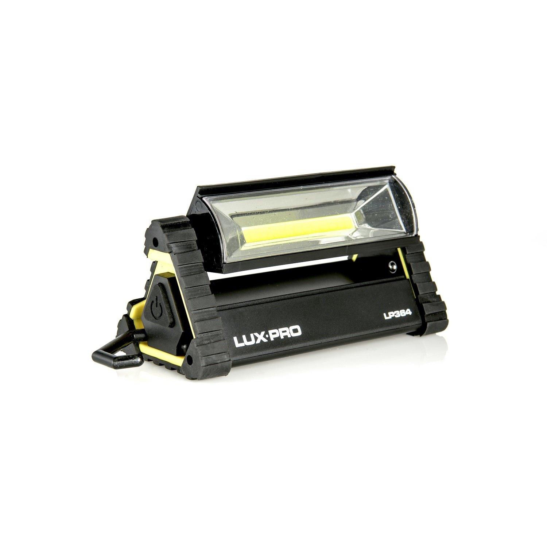 Lux.pro LuxPro lp364 broadbeam Triangle Arbeitsleuchte 280 Lumen, schwarz/gelb