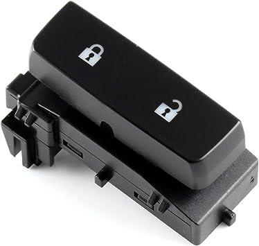 2007-2013 SILVERADO SIERRA PASSENGER POWER DOOR LOCK SWITCH NEW GM # 15804094