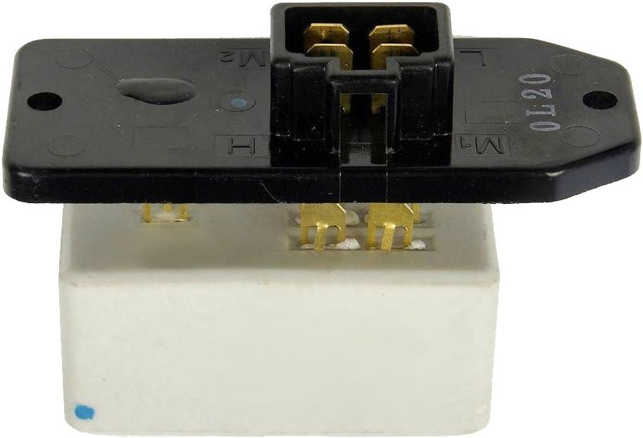 liamtu HVAC Motor del ventilador Resistencia Módulo de control de ...